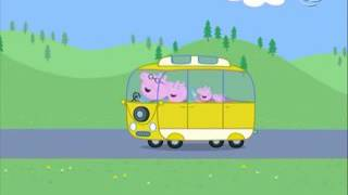 Peppa Pig - Praščić Peppa - Kampiranje - Hrvatski