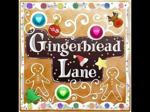 Gingerbread Lane Slot Machine Game