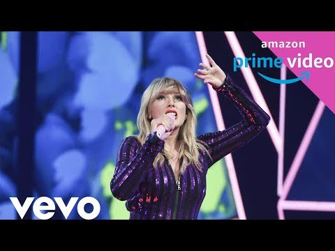 Taylor Swift - Love Story 1080 HD (Live Amazon Prime)