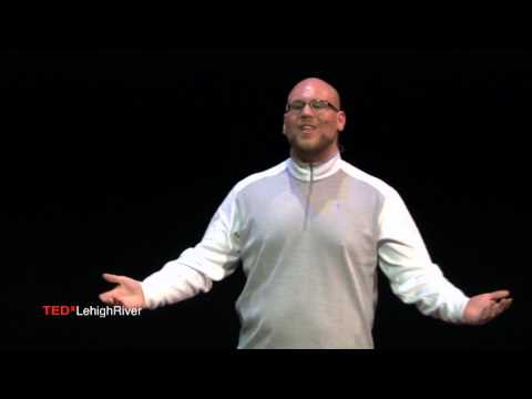 How to introduce yourself   Kevin Bahler   TEDxLehighRiver