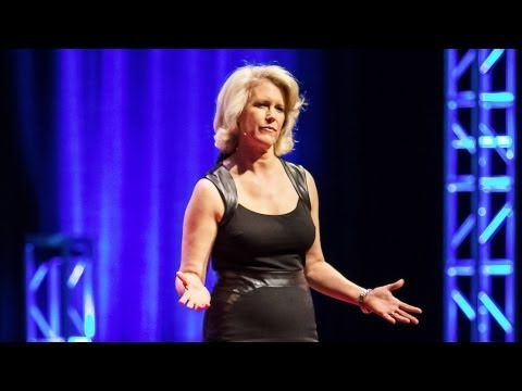 tedtalks - Leslie Morgan Steiner was in