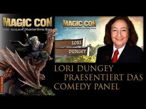 MagicCon 2019 - Comedy Panel 2018