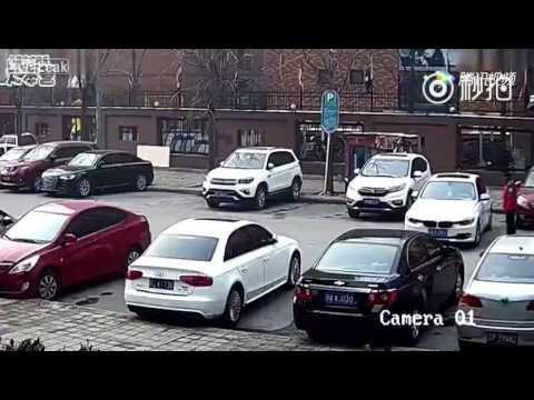 Todella tuskaista parkkeerausta – Odota loppuhuipennusta!