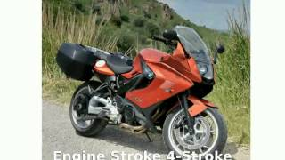 6. 2013 BMW F 800 GT Features & Details