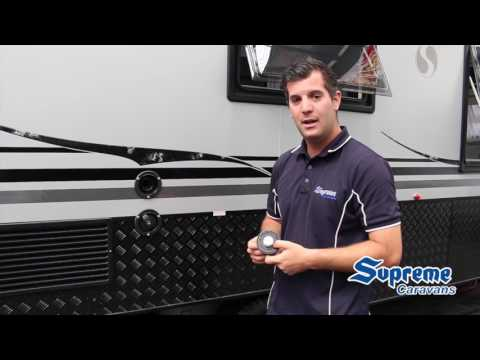 Supreme Caravans -  How to fill your water tanks to Capacity!