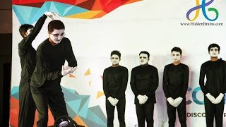 Hidden Brains Convergence 2015     Mime Act     Side Effects Of Mobile