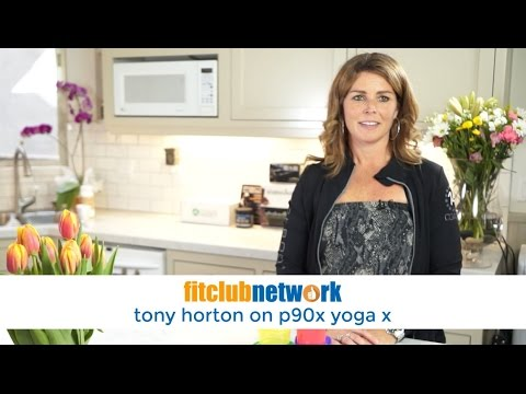 Tony Horton on P90X Yoga X