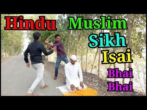 Video Hindu Muslim Sikh Isai John Raza  | J2R || Hindu Vs Muslim download in MP3, 3GP, MP4, WEBM, AVI, FLV January 2017