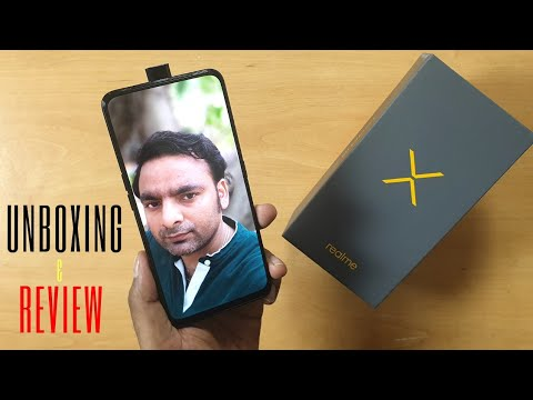 RealMe X Unboxing & Review | Camera | Display | Video | Fingerprint FaceUnlock Speed Test | Hindi
