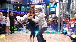 'Dancing With the Stars' Winners and Runner-Ups Dance on 'GMA'
