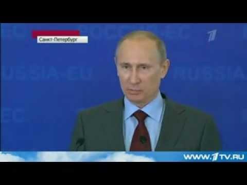 Путину передали неожиданный привет от Навального