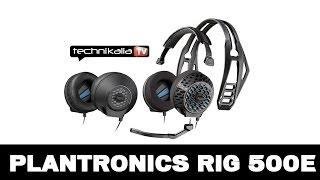 Słuchawki Planrtronics RIG 500E