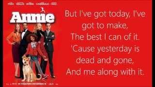 Who Am I Lyrics  Annie 2014