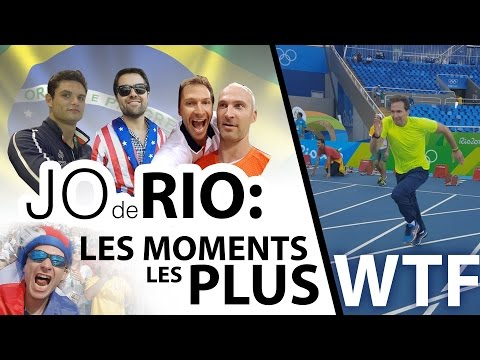 JO de Rio: mes moments les plus WTF видео