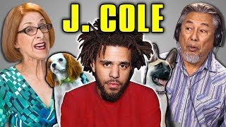 Video ELDERS REACT TO J. COLE (ATM, Work Out, Apparently) MP3, 3GP, MP4, WEBM, AVI, FLV Agustus 2018