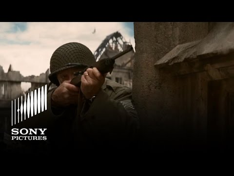 The Monuments Men Super Bowl Spot