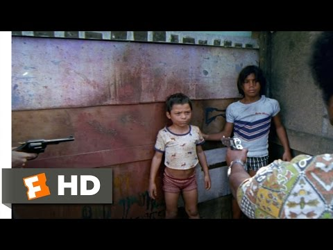 City Of God (3/10) Movie CLIP - Shall I Shoot You In The Hand Or Foot? (2002) HD
