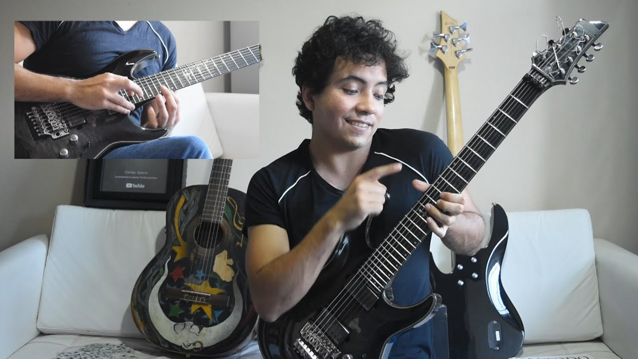 Electric Guitar Lessons – at the speed of light