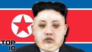Video Top 10 Things That Will Happen When Kim Jong Un Dies MP3, 3GP, MP4, WEBM, AVI, FLV April 2019