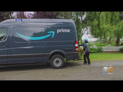 Moorpark, Simi Valley Residents Experiencing Long Delays In Amazon Prime Deliveries