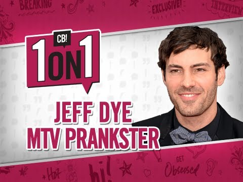 Jeff Dye Talks Money From Strangers - Exclusive Interview
