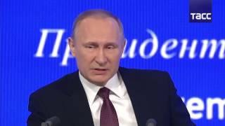 """""""В каком состоянии находится российская экономика?"""", – Путин про ВВП, динамику роста и инфляцию"""