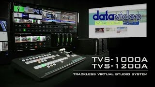 TVS-1000ATVS-1200A Trackless Virtual Studio System (Game Changing)