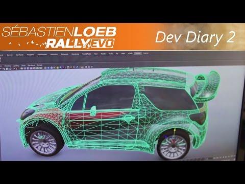 Sébastien Loeb Rally Evo - Dev Diary Programmer