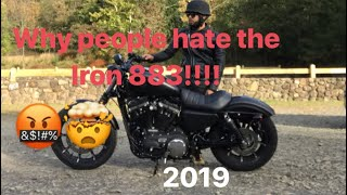 5. Why people hate the iron 883