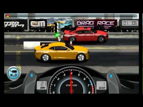 comment gagner rp drag racing