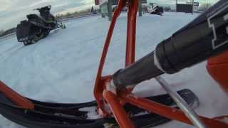 9. 2014 Arctic Cat XF7000 Limited Suspension