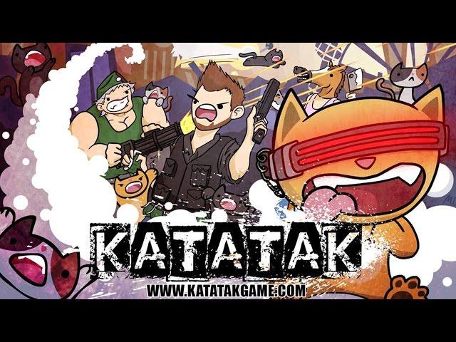 KatataK - Gameplay Launch Trailer