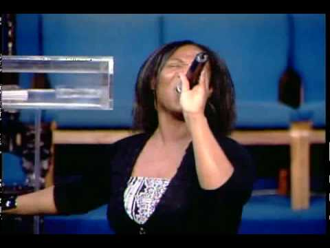 Ella Williams singing Yes by shekinah glory