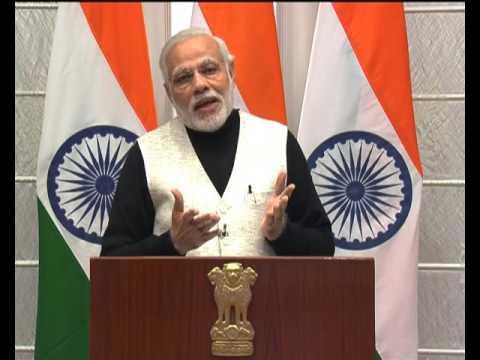 PM Modi Inaugurates Ramayan Bharat Darshan Mata Sadnam & Statue of Lord Hanuman in Kanyakumari