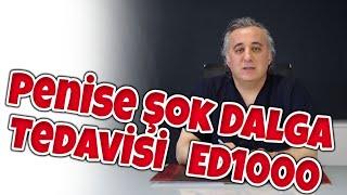 Op.Dr. Murad Çeltik - Penise Şok Dalga Tedavisi ED1000 Nedir