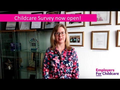 Childcare Survey now open!