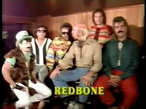 Redbone -  Custer Had It Coming & Interview 1989