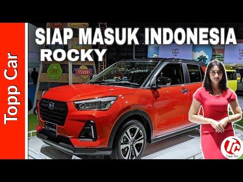 Review Spesifikasi Daihatsu Rocky - Dan Berapa Harga Daihatsu Rock Ini