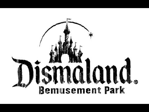 Banksy Releases a Trailer for His Dismaland Bemusement Park Art