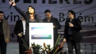 Vanilda Bordieri Se Comigo- No 2º Dia Do Congresso Nacional De Mulheres