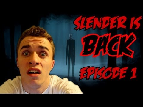 SLENDER IS BACK - ON A ENFIN OWNED SLENDER OMFGGG !!!! - Episode 1