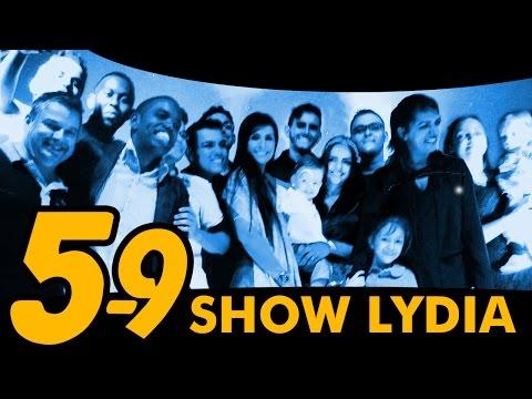 SHOW LYDIA MOISÉS (COROADOS) INJEÇÃO DE FÉ p5-9