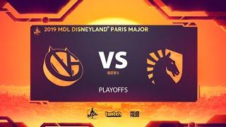 Vici Gaming vs Team Liquid, MDL Disneyland® Paris Major, bo3, game 2 [Ns & CrystalMay]