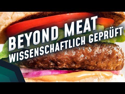 Beyond Meat wissenschaftlich untersucht | Ist der Hype berechtigt?
