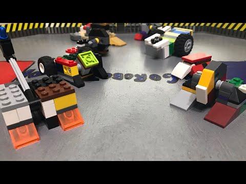 LEGO Battlebots Season 3 episode 5