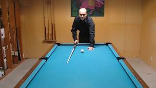 Pool Party Billiards Pro MaxEberle.com How To Stroke