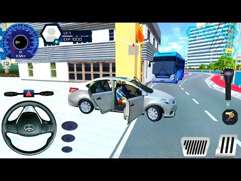 Toyota Sedan Driving To Ho Chi Minh City - Car Simulator Vietnam #4  - Android Gameplay
