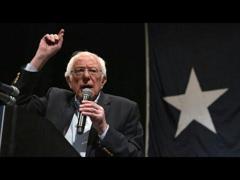 USA: Sanders gewinnt Vorwahl der Demokraten in Nevada ...