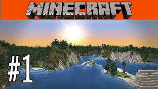 Minecraft - New World Adventures #1