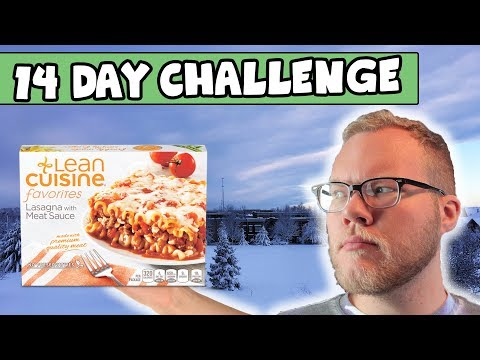 Only Eating Lean Cuisines For 14 Days